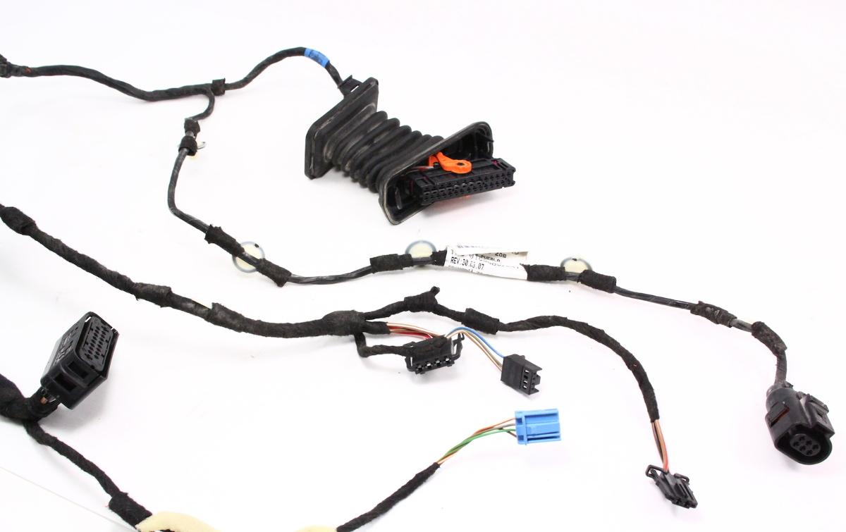 door wiring harness 06 jetta vw