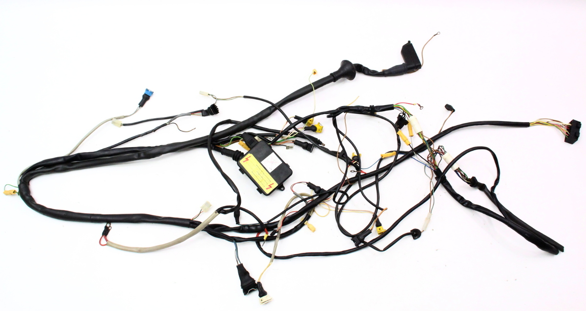 t3 wiring harness