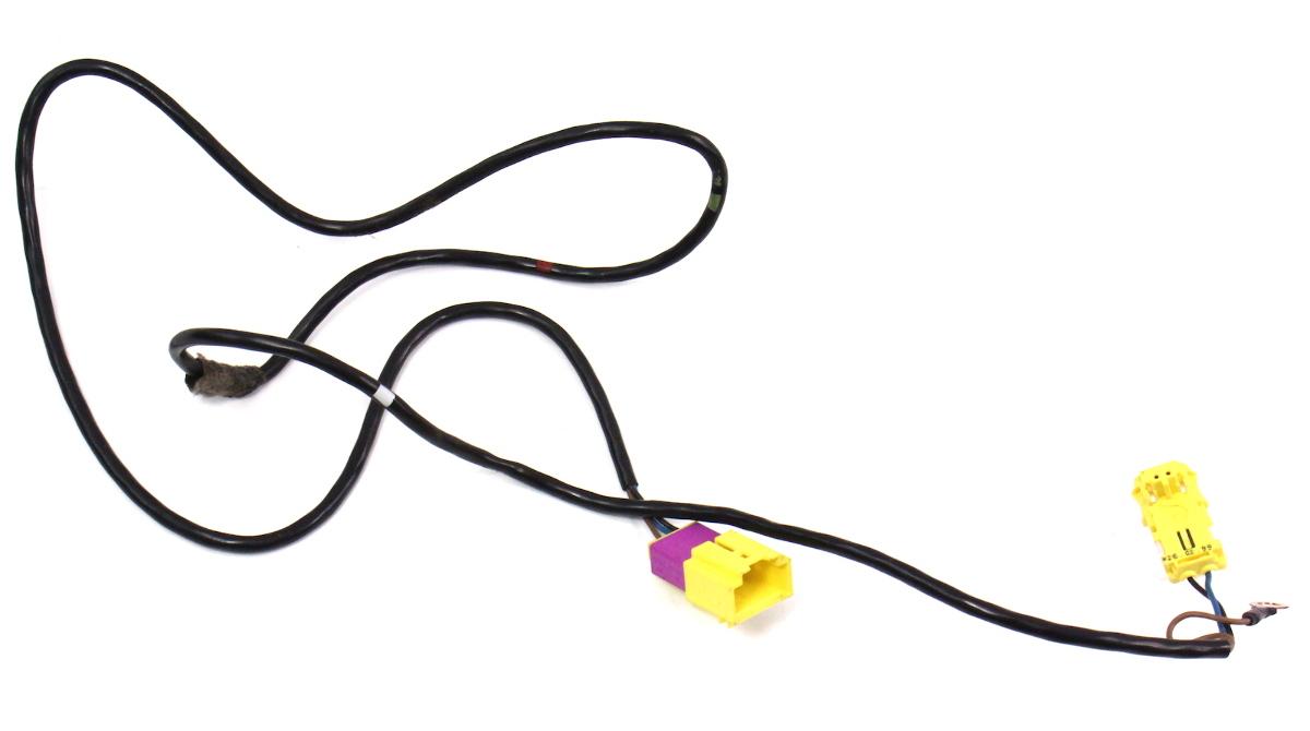 wiring harness 1999 vw golf
