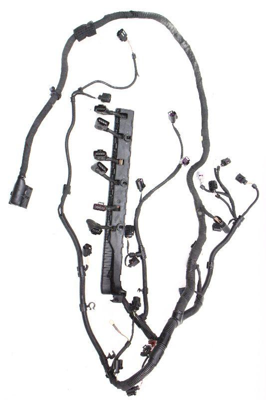 audi tt dashboard wiring harness