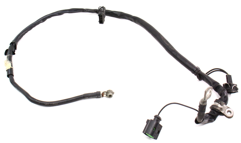 engine ecu wiring harness 2001 vw jetta mk4 19 tdi alh genuine