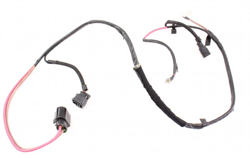 vw rabbit wiring harness
