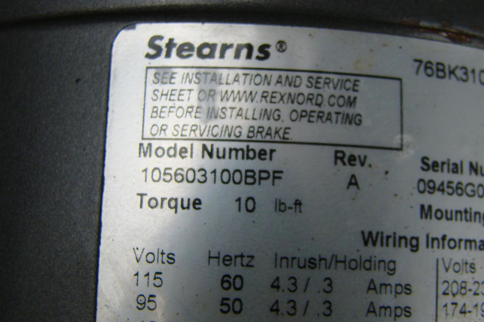 Stearns Brake Wiring Diagram 480 Panel For Wire Baldor Motor Caferacers Com 220 3 Phase Electricric 1