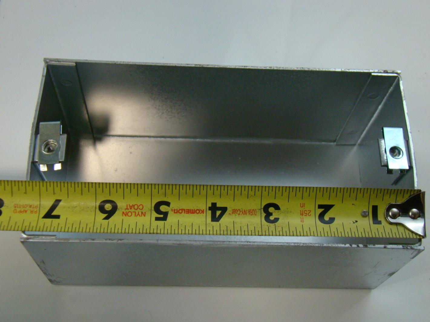 fuse box metals