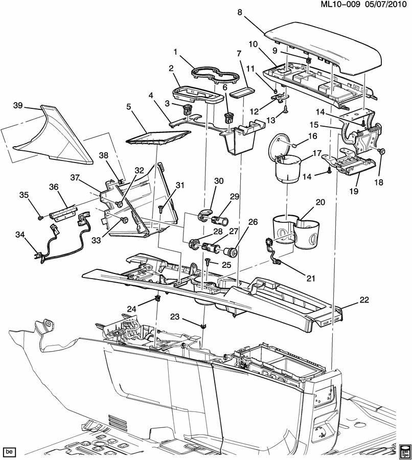 gmc terrain engine parts diagram