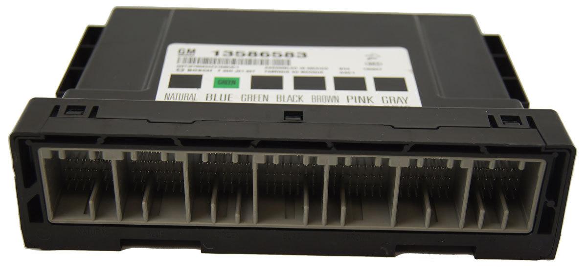 1997 firebird fuse box
