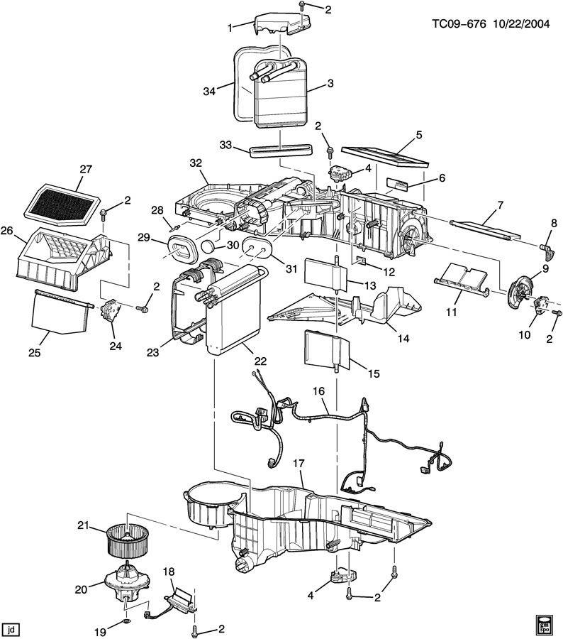 2008 avalanche ac blower wiring diagram