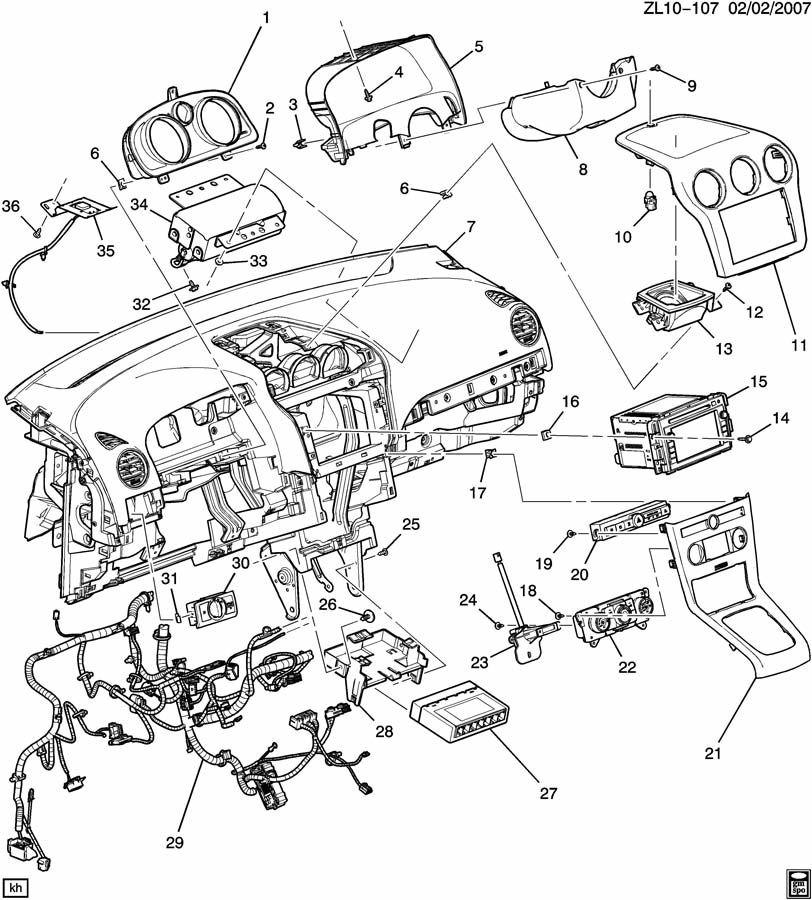 2008 Saturn Vue Exhaust Diagram Moreover 2008 Saturn Vue Parts