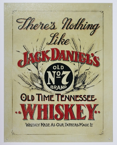 New York Rangers Wallpaper Iphone 6 Jack Daniels Tennessee Whiskey Tin Sign Man Cave Bar Beer