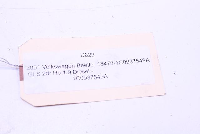 2001 Volkswagen Beetle GLS 2dr Hb 19 Diesel Battey Distribution