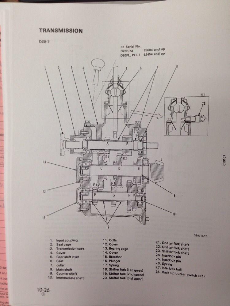 komatsu wa120 3 wiring diagram