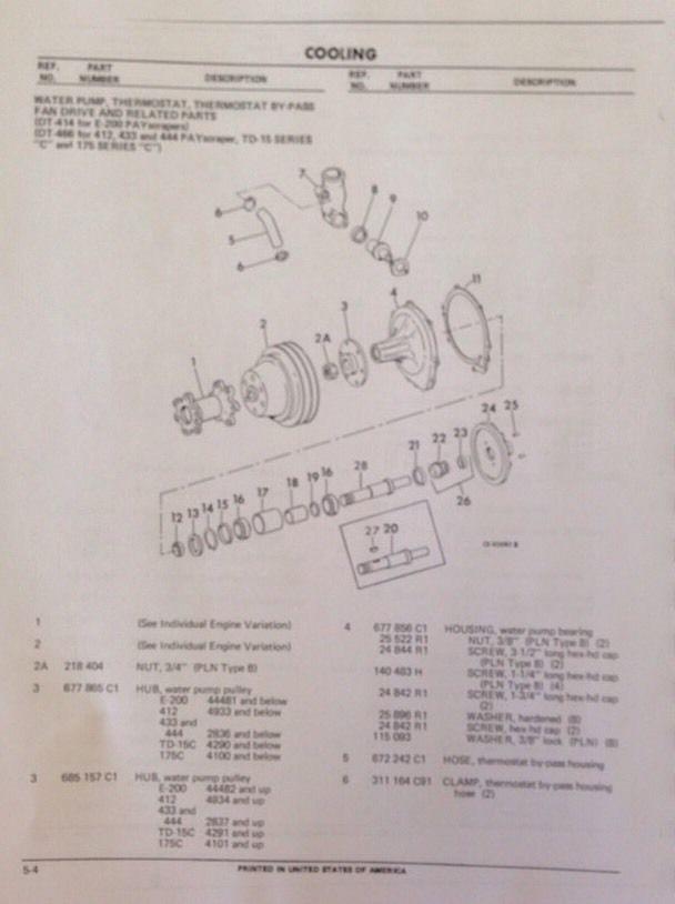 dt466 wire diagram international truck wiring diagrams international