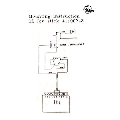 Lewmar Bow Thruster Wiring Diagram  34 Wiring Diagram Images
