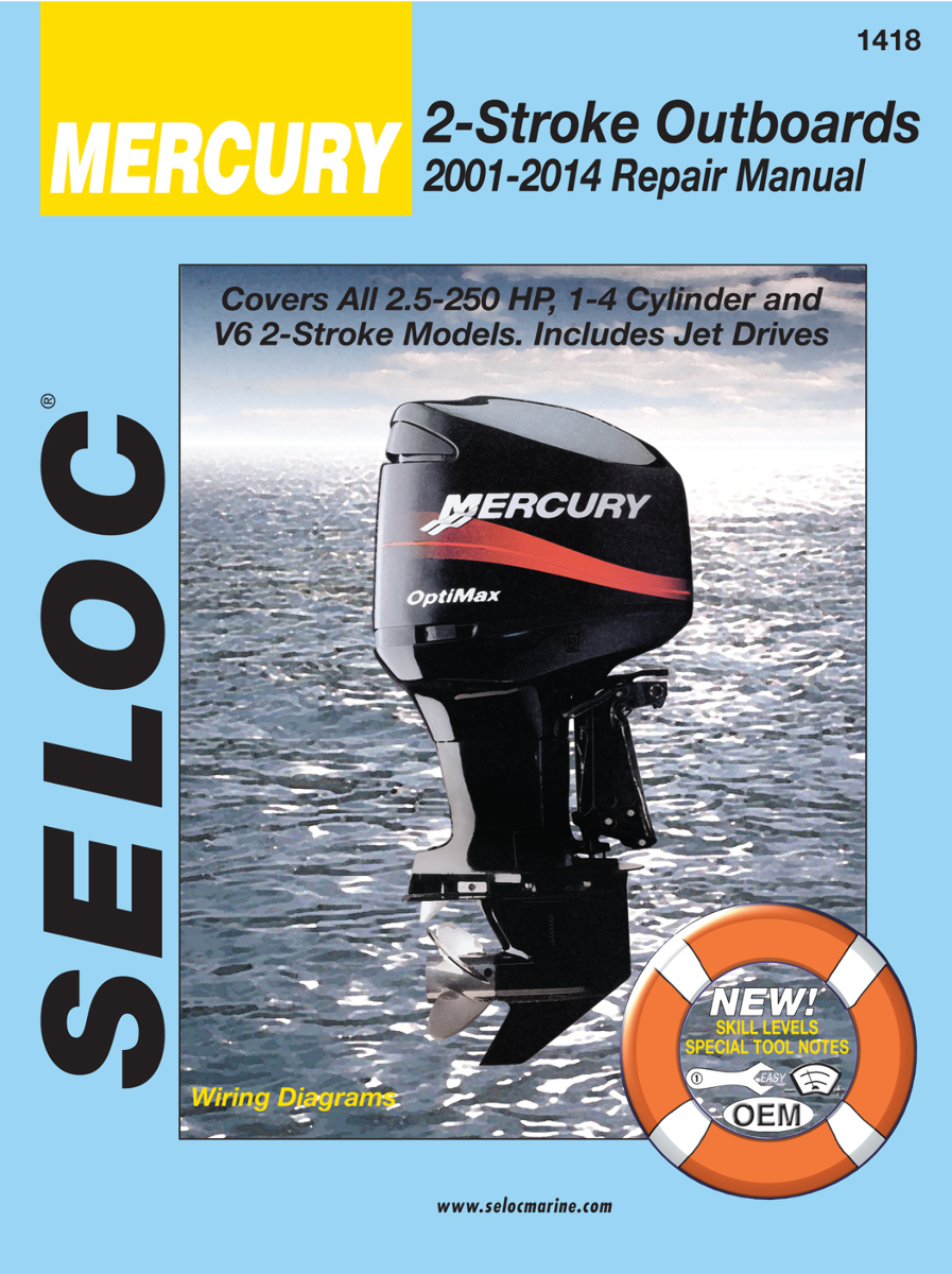 5915A5 2001 40 Hp Mercury Outboard Owners Manual - Auto Electrical Wiring  ... | Wiring Library