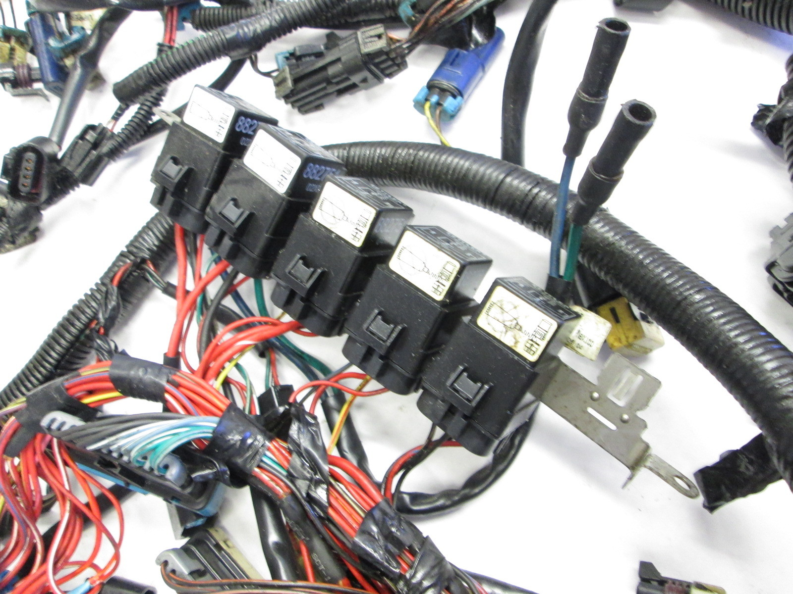 Peachy Motorguide Wiring Harness Circuit Diagram Template Wiring Digital Resources Indicompassionincorg