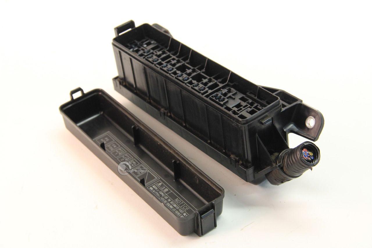 Comfortable 11 14 Jeep Patriot 24l Under Hood Relay Fuse Box Block Small Audi