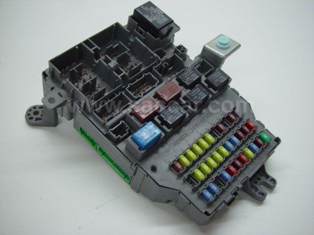 Acura TSX 05 Fuse Box Interior Under Dash Control Relay 38200-SEC-A03
