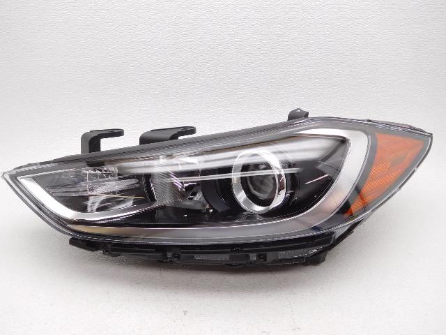 Oem Hyundai Elantra Left Driver Side Halogen Headlight