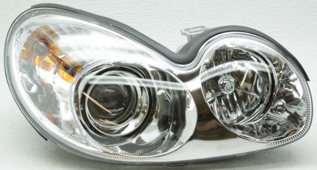 Oem Hyundai Sonata Right Passenger Side Halogen Headlamp