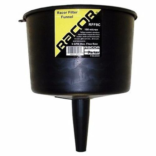 racor diesel fuel filter funnels