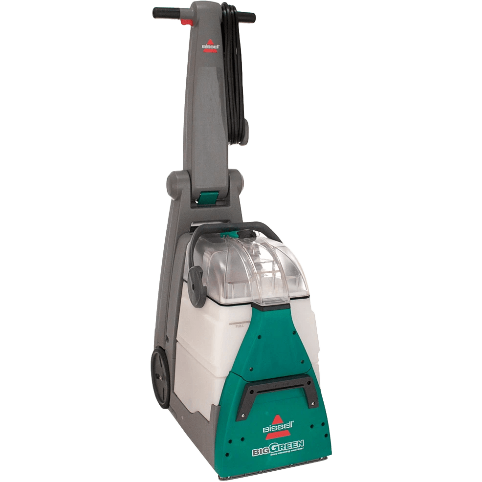 Carpet Cleaning Vacuum Bissell Big Green Deep Carpet Cleaning Machine