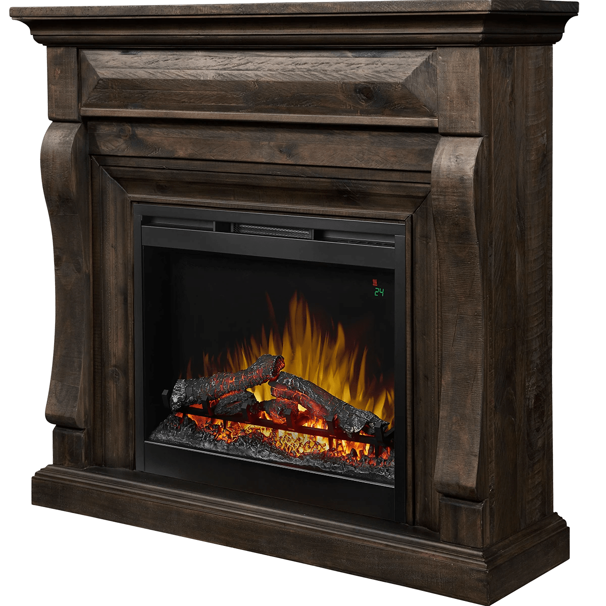 Electric Fireplace.com Dimplex Samuel Electric Fireplace