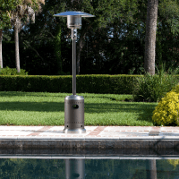 Fire Sense Commercial Patio Heater - Frasesdeconquista.com