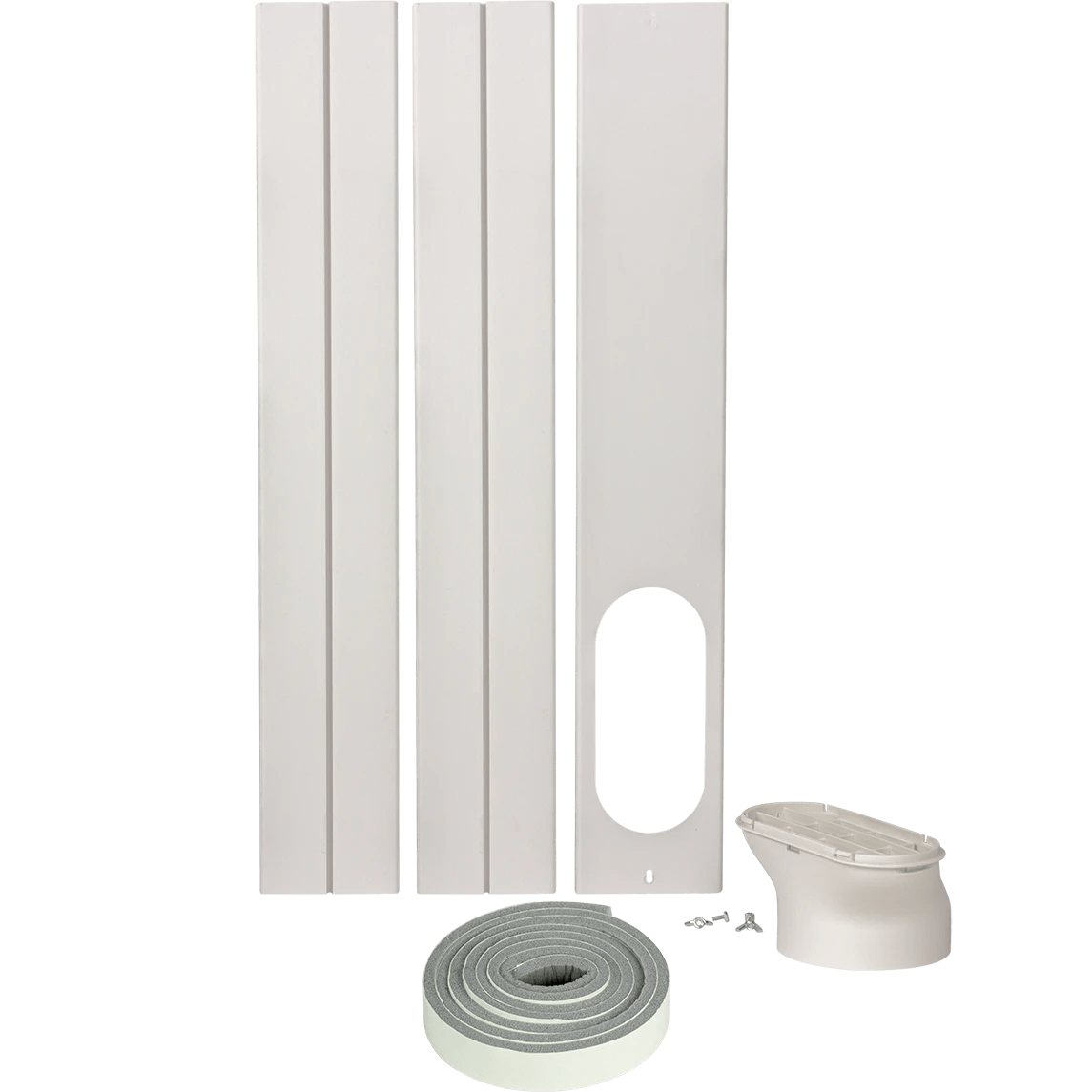 Vertical Window Air Conditioner Canada Honeywell Portable Ac Sliding Glass Door Kit