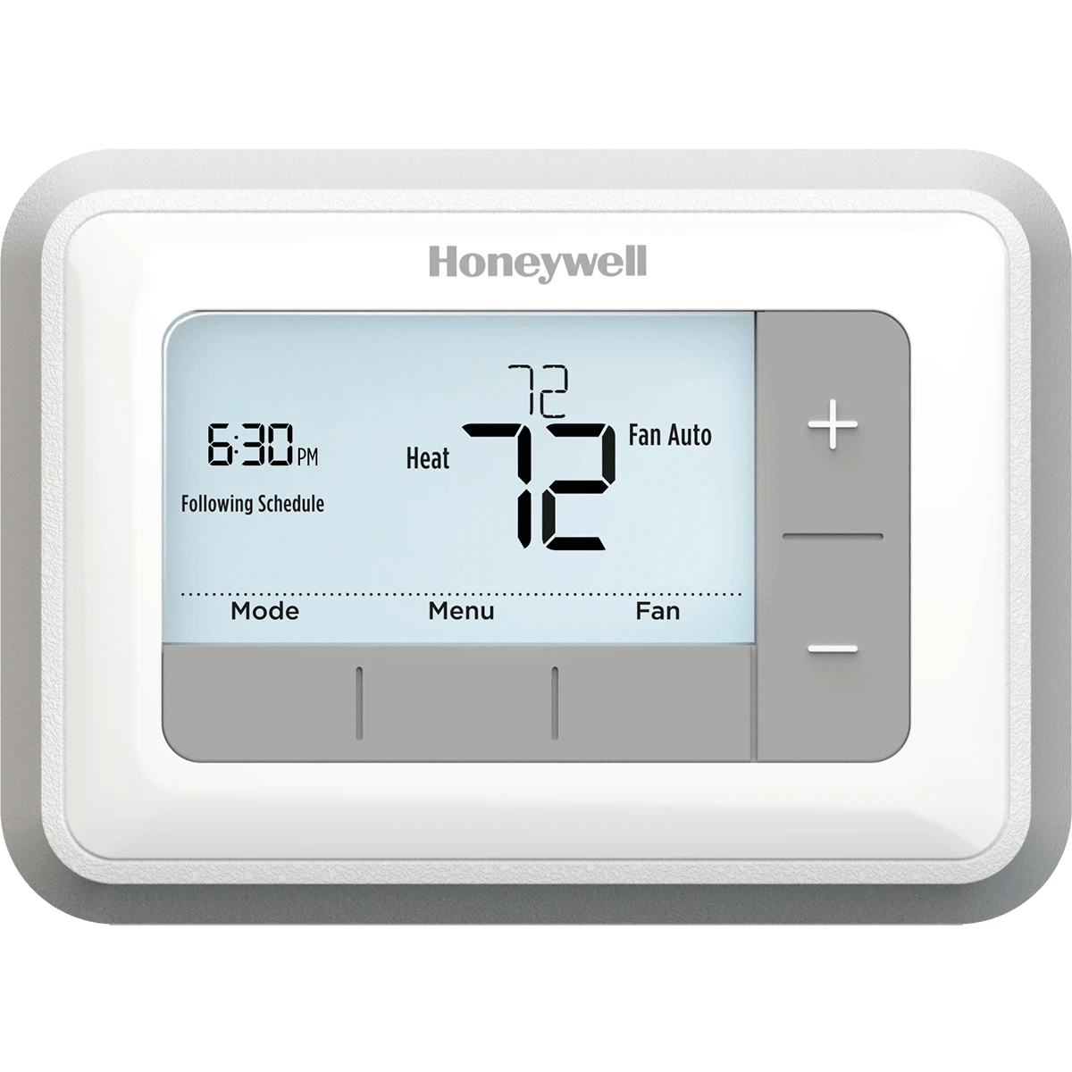 Honeywell Programmable Thermostat Honeywell T5 7 Day Programmable Thermostat Rth7560e