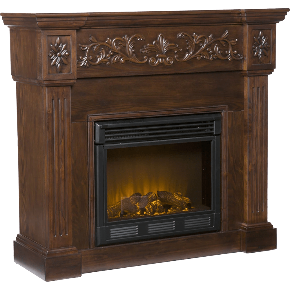 Gas Vs Electric Fireplace Pros And Cons Southern Enterprises Sei Calvert Electric Fireplace