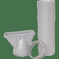 Soleus Air LX-140BL Exhaust Pipe Kit - Free Shipping | Sylvane