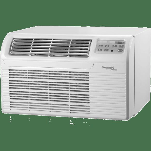 Soleus Air SG-TTW-12HC-26 12000 BTU Through-the-Wall Air Conditioner with Heater