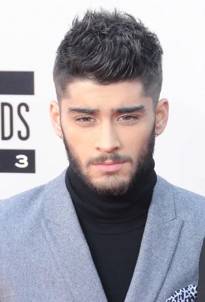 Make Up Hair Band The Hair Evolution Of One Direction 39;s Zayn Malik Teen Vogue
