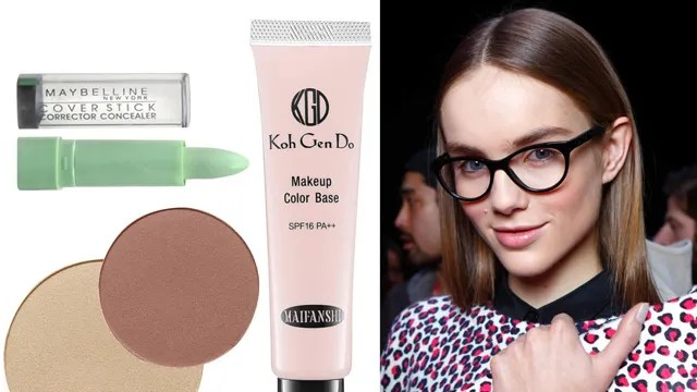 Color-Correcting Concealers A Cheat Sheet - Teen Vogue