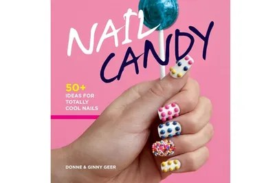 Four Nail Art Books To Buy Now Teen Vogue