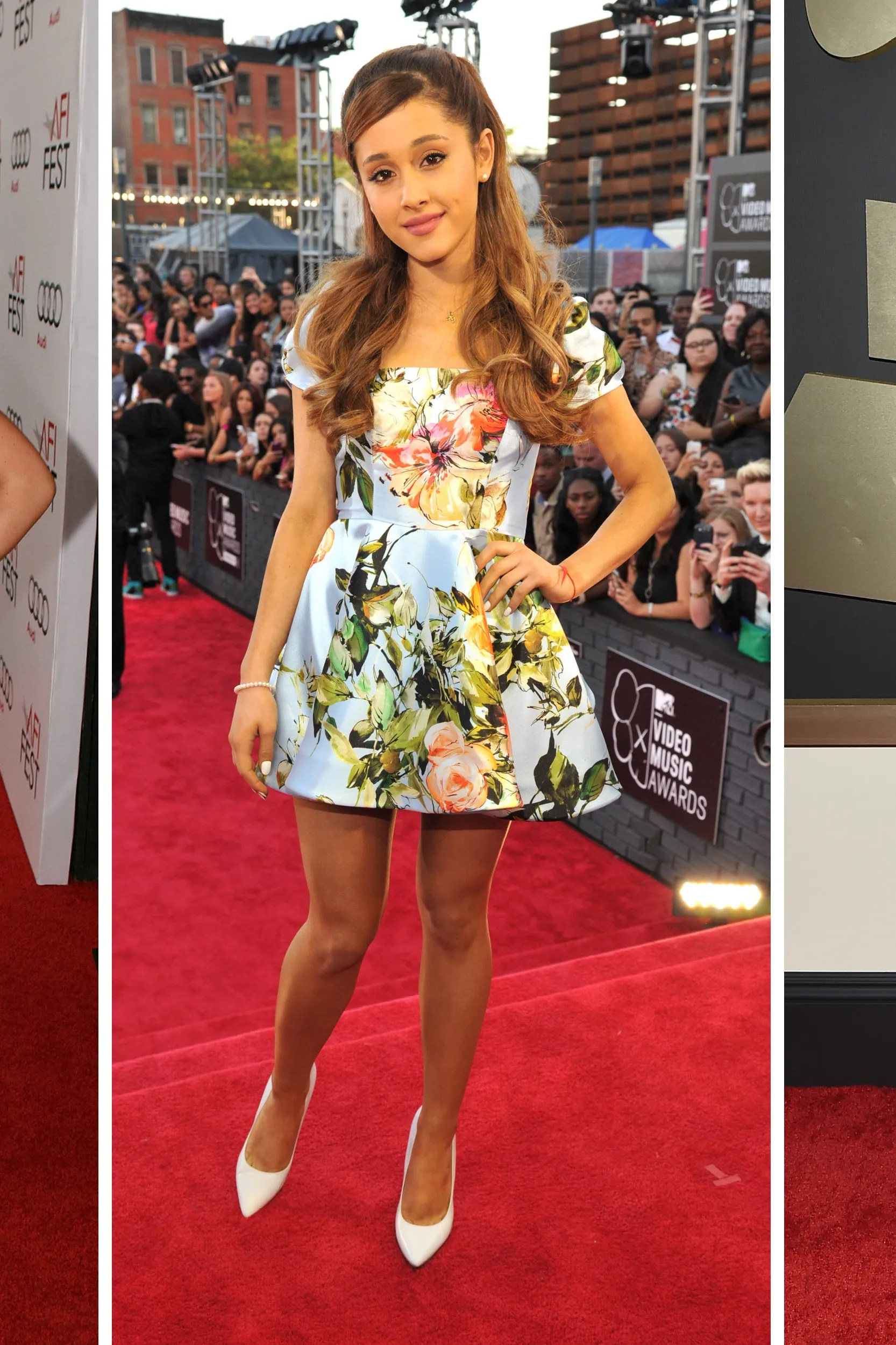 Tappeto Rosso Grande Ariana Grande S Best Red Carpet Looks Ariana Grande Style