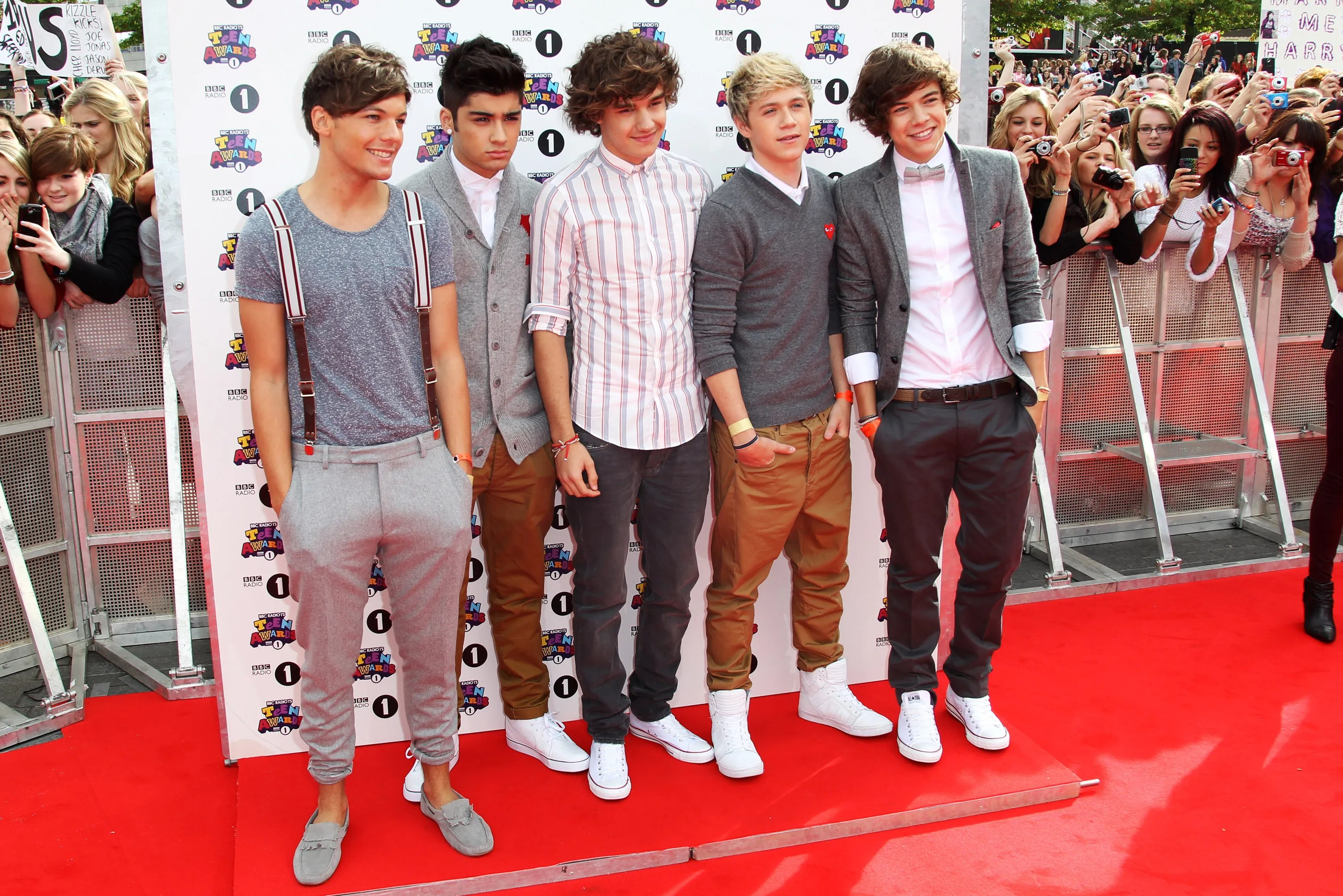 1 Style One Direction Style Evolution | Teen Vogue