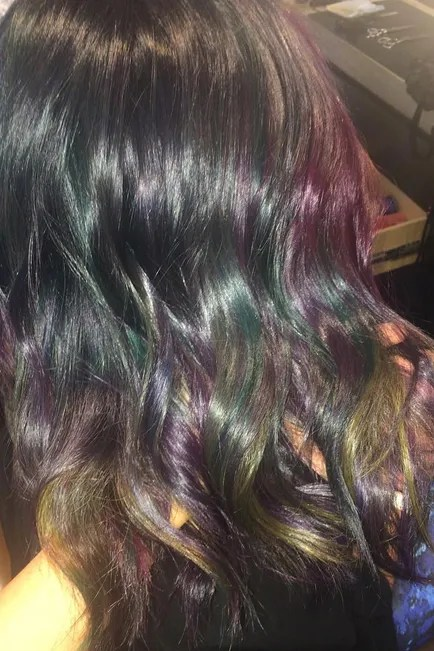 Hair Dye Ideas Low Maintenance Hair Color Trends Teen Vogue