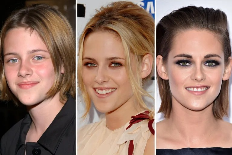 The Beauty Evolution of Kristen Stewart From Fresh Faced Teen to