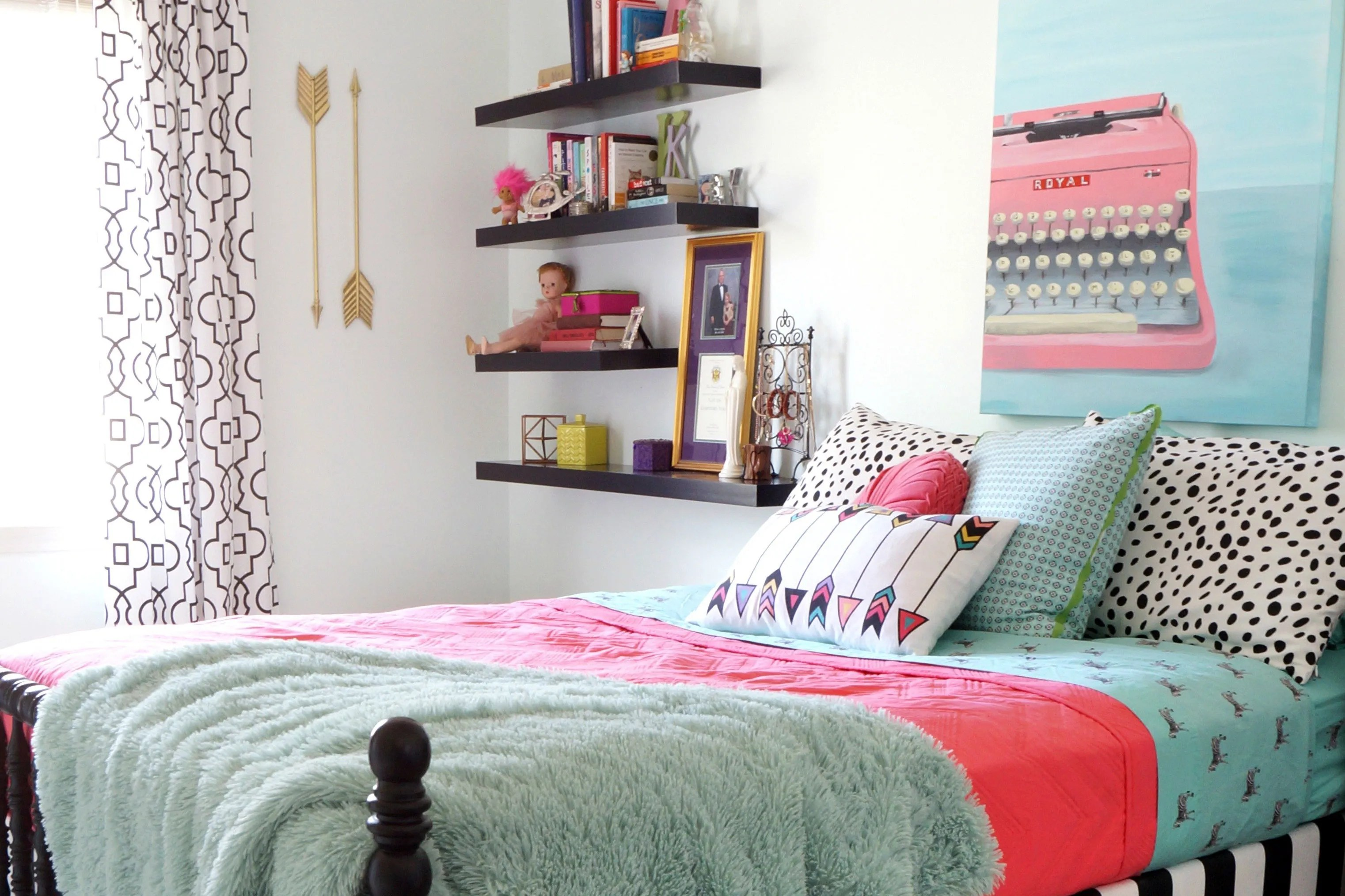 Teenage Bedroom Pictures 5 Stylish Teen Bedrooms Teen Vogue