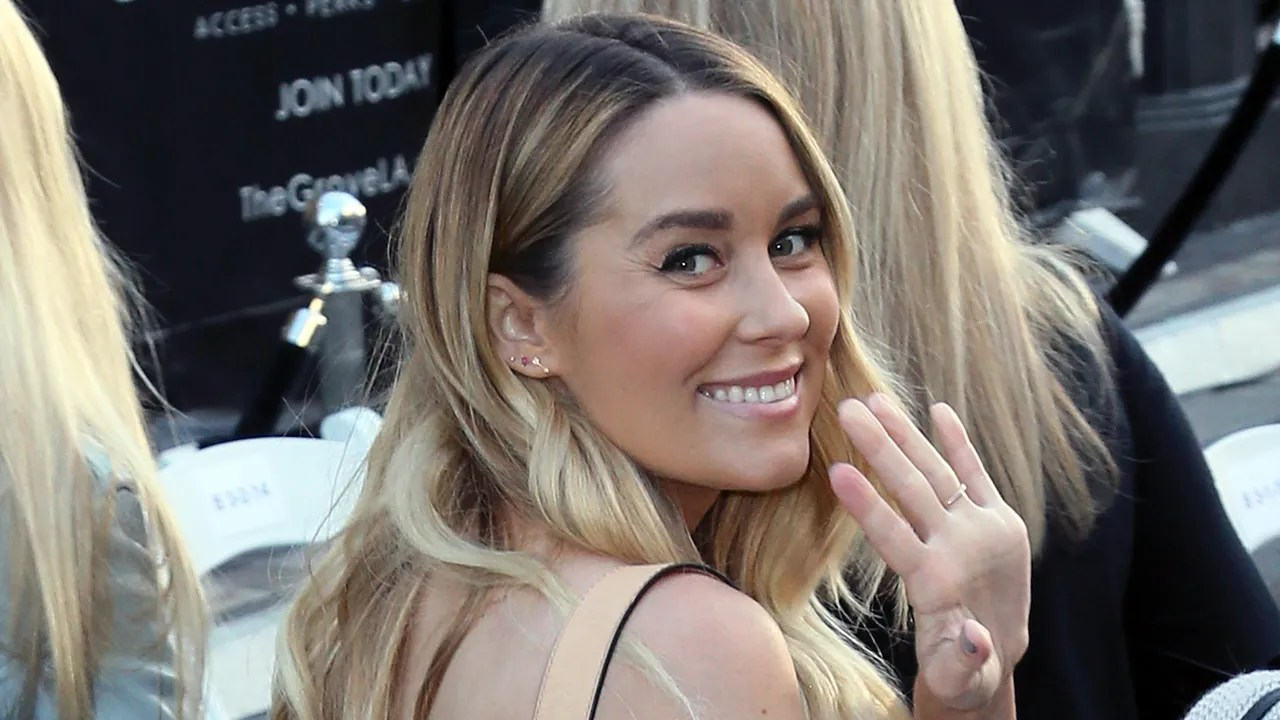 Lauren Conrad Lauren Conrad William Tell Welcome Son Liam James Teen Vogue