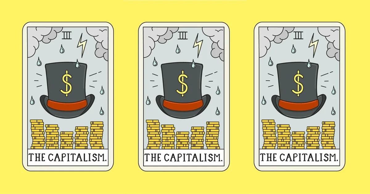 Exploring Visions Of Capitalism Exits Term Paper Example