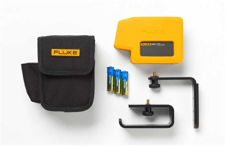 Fluke 3pr 3 Point Laser Level Red Tequipmentnet