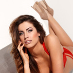 Katherine Webb SI Image