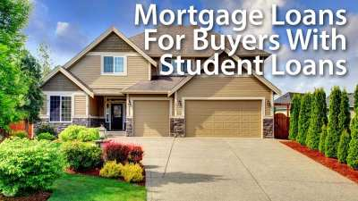 First-Time Home Buyers Guide: Buying With Student Loans