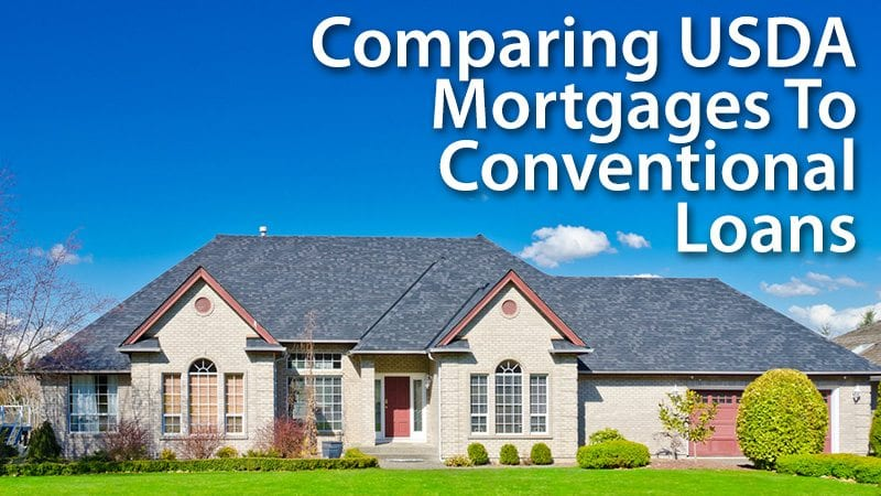 comparing mortgages