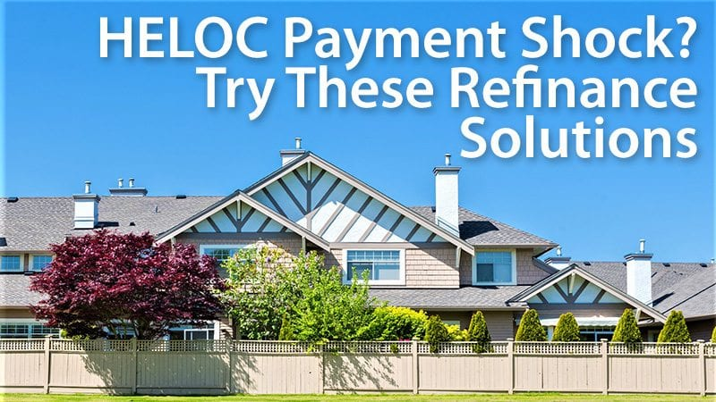 Home equity and HELOC Refinance or combine Mortgage Rates