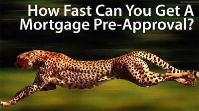 How Long Does It Take To Get Pre-Approved For A Mortgage? | Mortgage Rates, Mortgage News and ...