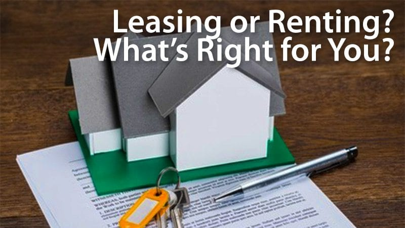What to look for in a rental agreement or lease Mortgage Rates