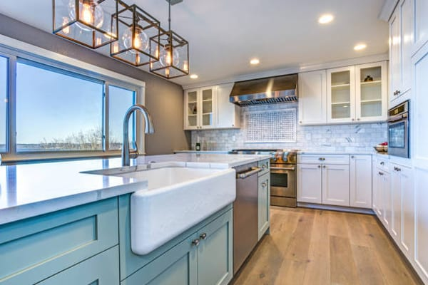 Industrial Style Kitchen Island Lighting 7 Kitchen Trends For 2019 | Mortgage Rates, Mortgage News